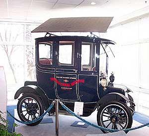 first-solar-car